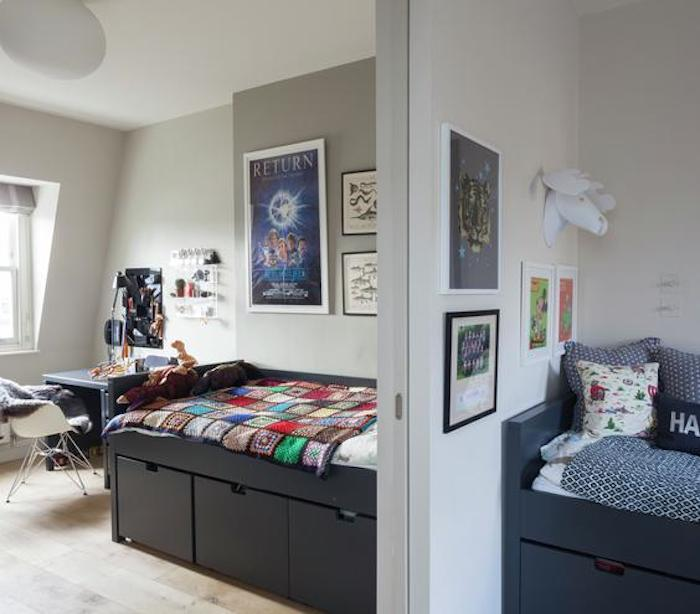Shared Boys Bedroom Storage: Siblings Sharing A Bedroom: Tips To Make It Work
