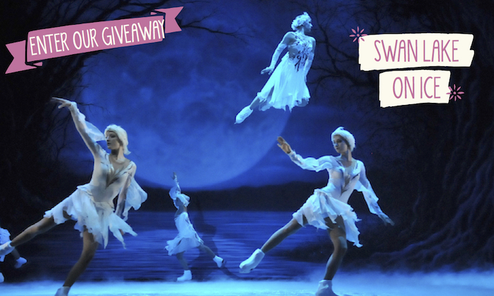 Win Tickets To Swan Lake On Ice