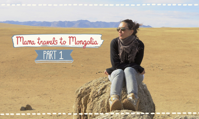 Mama travels: Hong Kong to Mongolia with Claire Yates
