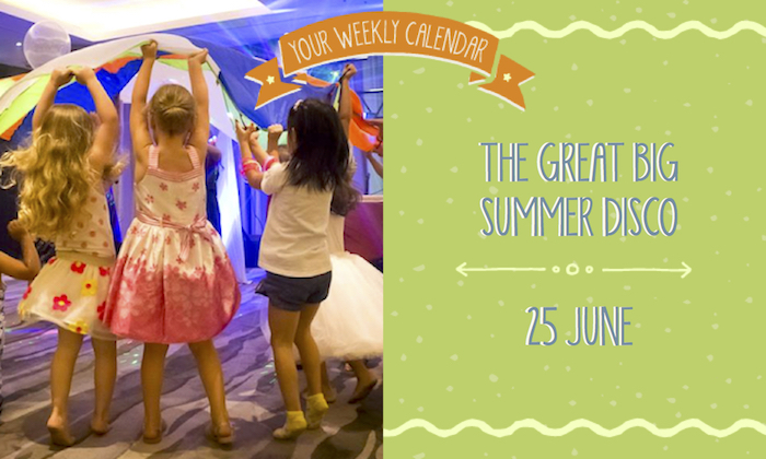 The Great Big Summer Disco