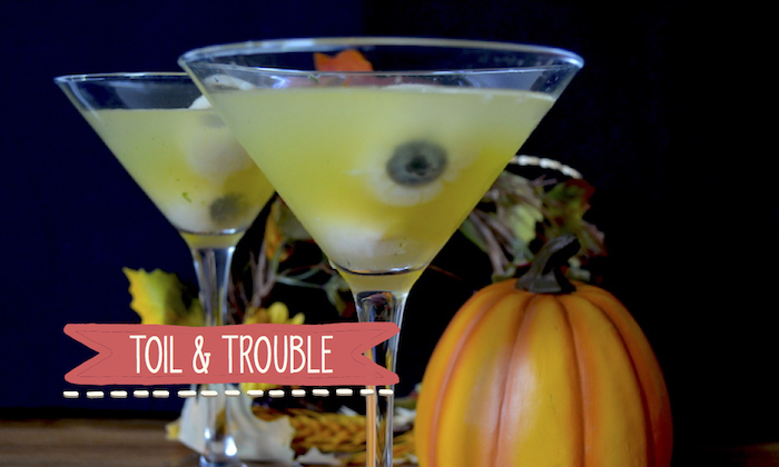 BOO-zy Cocktails For A Grown Up Halloween Party