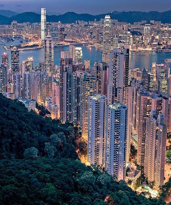romantic hong kong locations