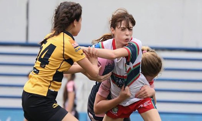Zurich All Girls Rugby Tournament