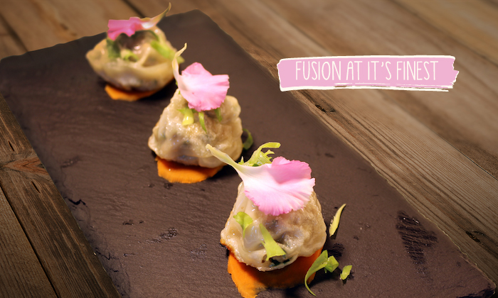 East-meets-West Fusion Flavours (and Free Lobster) at Viral Fusion's Private Kitchen