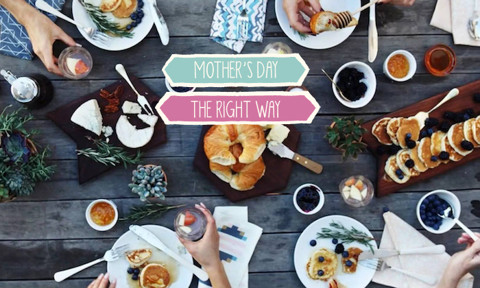 mother's day dining guide