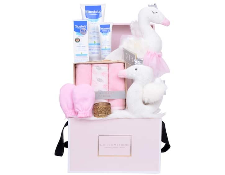 Pure Swan Hamper from Gift Hampers Hong Kong - Baby and Toddler Gift Guide