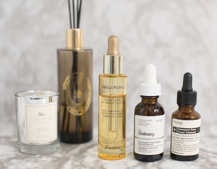oil skin products