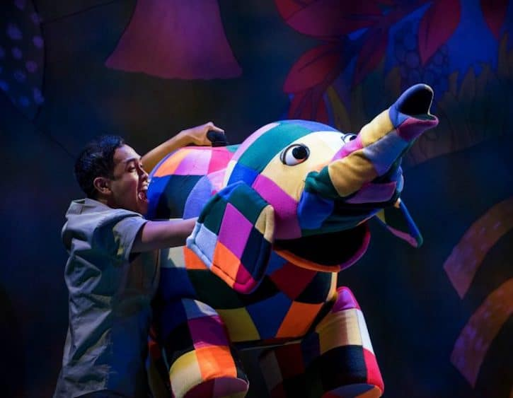 whats on may activities elmer elephant