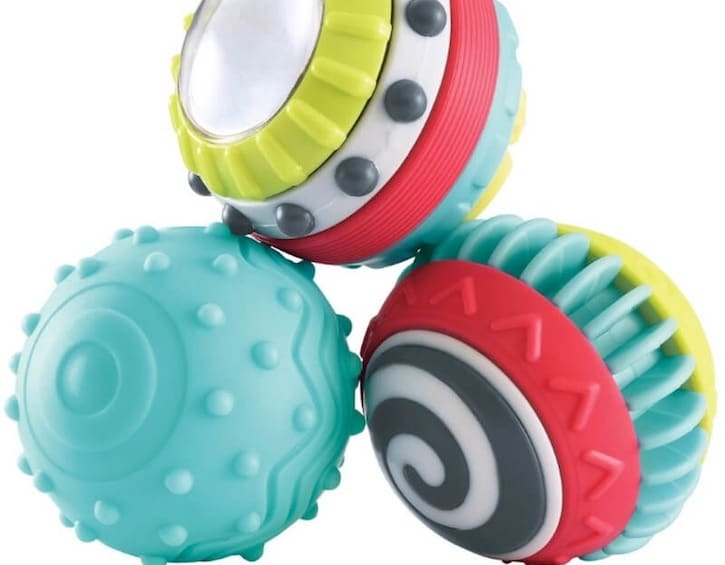 educational toys ELC Sensory Balls