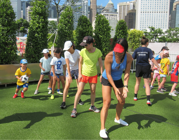 Free Events For Kids: Mothers And Daughters Sports Day