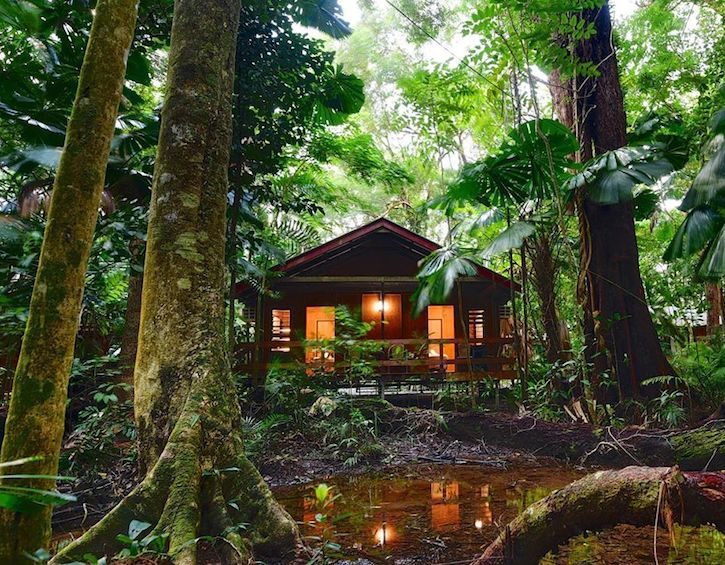 travel cairns Queensland Australia cape trib beach house
