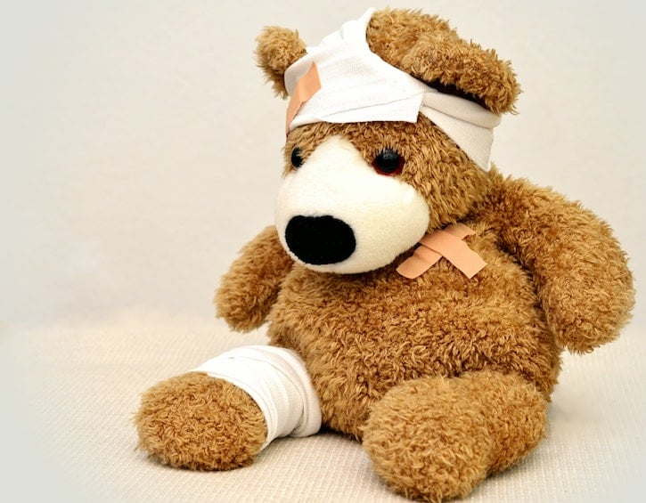 talk to kids about diseases parenting teddy