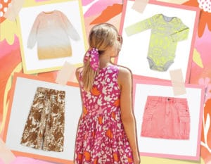 feature spring fashion trends family style