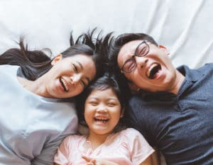 parenting children's happiness