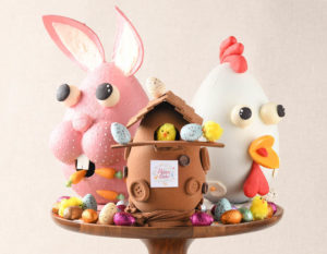 feature Easter eggs family-friendly Hong Kong brunch eat