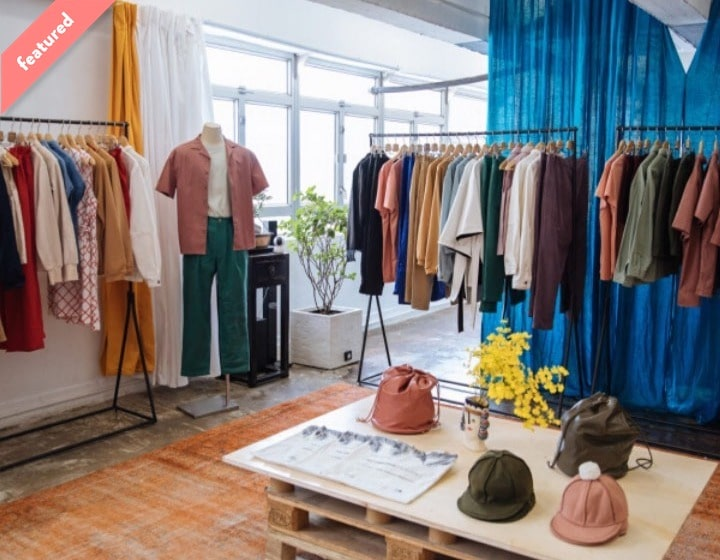 The Conscious Collective's New & Pre-Loved Pop-Up Store