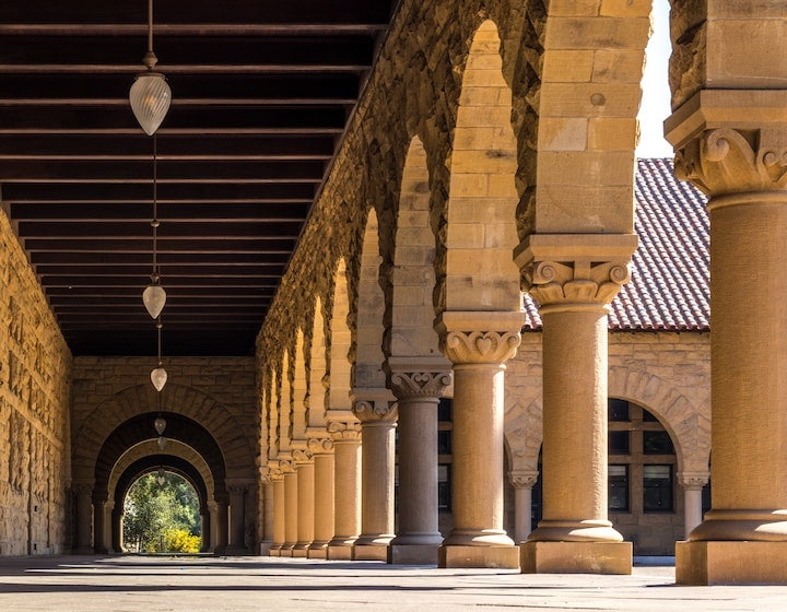 university guide for the us stanford