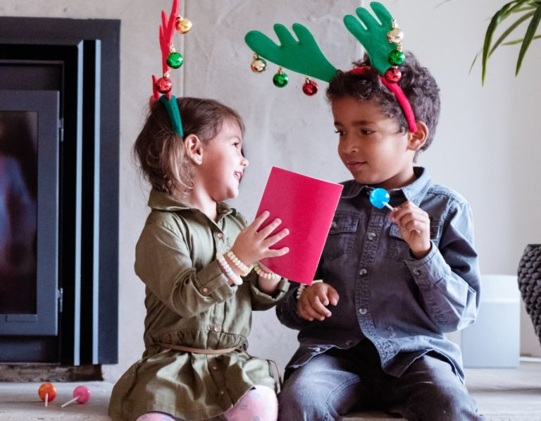 home photography tips for christmas cards family life
