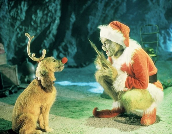 how the grinch stole christmas family movie