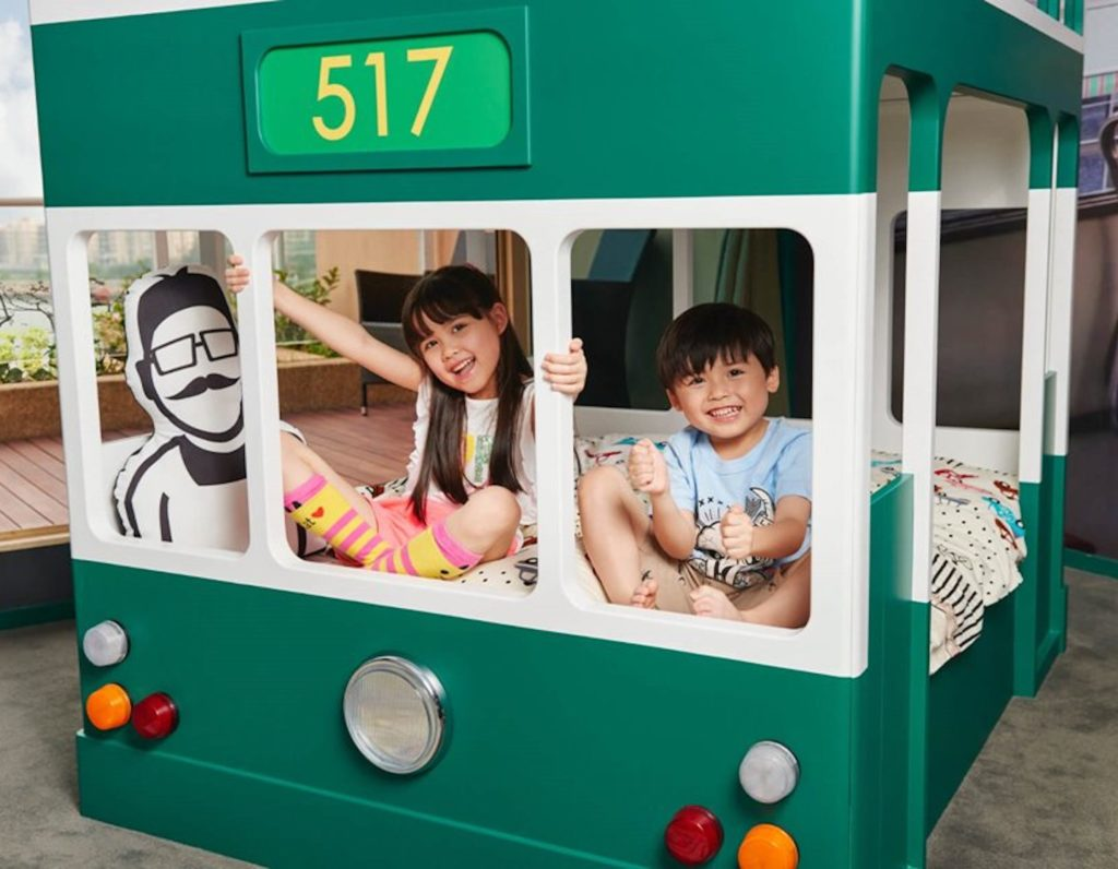 Hong Kong family staycations for Chinese New Year 2021