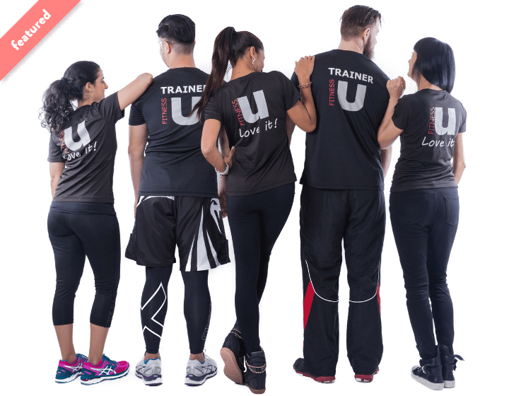 FitnessU personal trainers Hong Kong